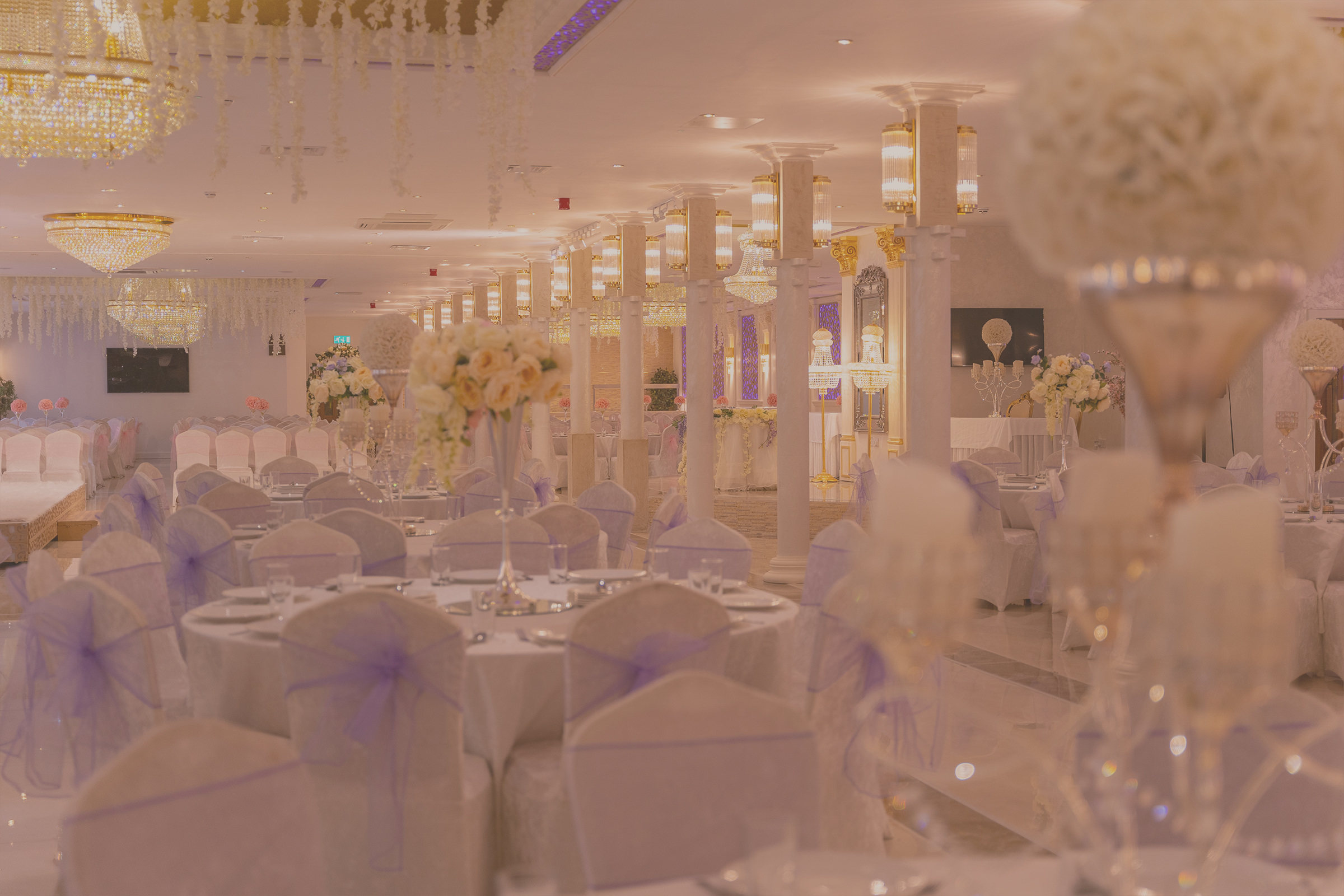 An industrial, urban luxe events space exclusively for wedding and corporate hire in the heart of Bradford.